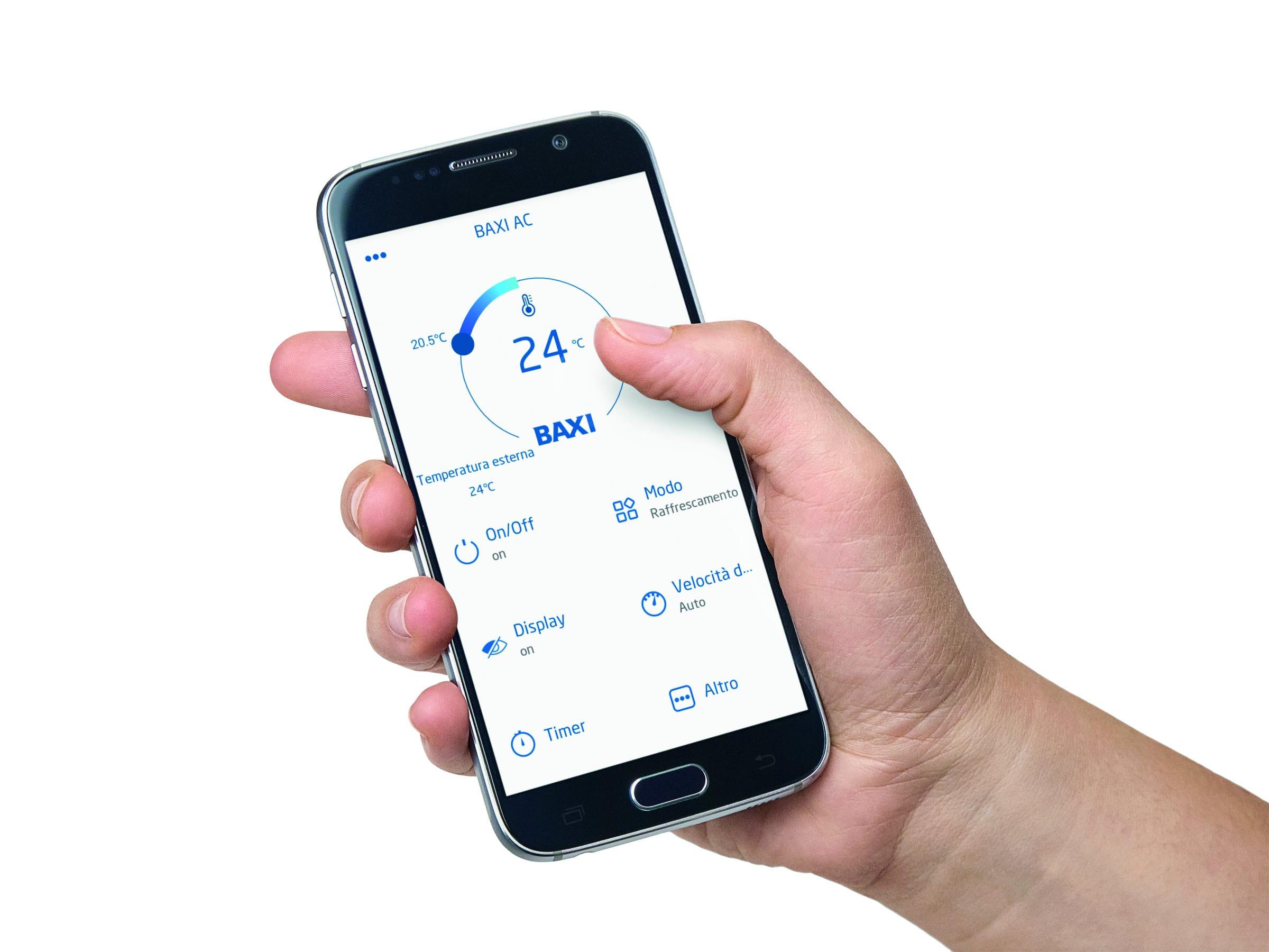baxi app air connect